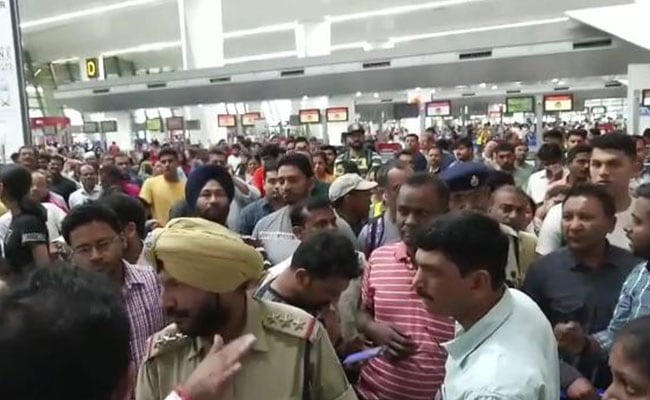 Air India flights delayed; passengers stranded