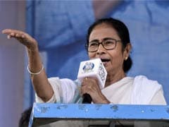 """Exit Poll Gossip,"" Scoffs Mamata Banerjee As Predictions Favour BJP"