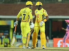 """Feed Off His Energy"": Dwayne Bravo All Praise For MS Dhoni After Stunning Knock For CSK vs RR"
