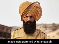<I>Kesari</i> Box Office Collection Day 25: Akshay Kumar's Film Making The Best Of It Before <I>Kalank</I>, Hits Rs 150 Crore Jackpot