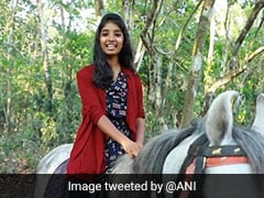 "Kerala Teen's ""Special"" Reason Why She Rode Horse To Exam Hall"