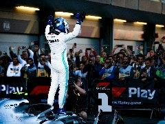 F1: Bottas Fends Late Charge From Hamilton To Win Azerbaijan GP