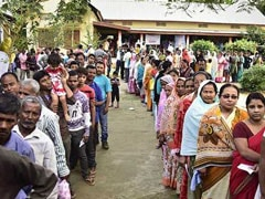 More Than 30 Per Cent Voter Turnout In Madhya Pradesh Elections Till 1PM
