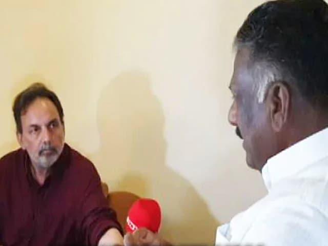Video : 'தினகரன் ஒரு பொருட்டே அல்ல..!'- ஓ.பன்னீர் செல்வம்