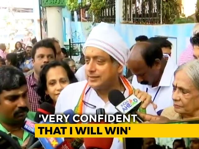Video : BJP Did Nothing To Ease Distress Of Sabarimala Believers: Shashi Tharoor