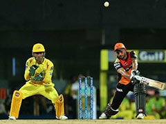 Manish Pandey Finds His Form In His Comeback Against Chennai Super Kings