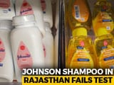 Video : Cancer-Causing Chemical Found In Johnson & Johnson Baby Shampoo: Official