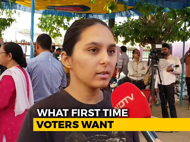 Video : What First Time Voters In Madhya Pradesh's Chhindwara Want