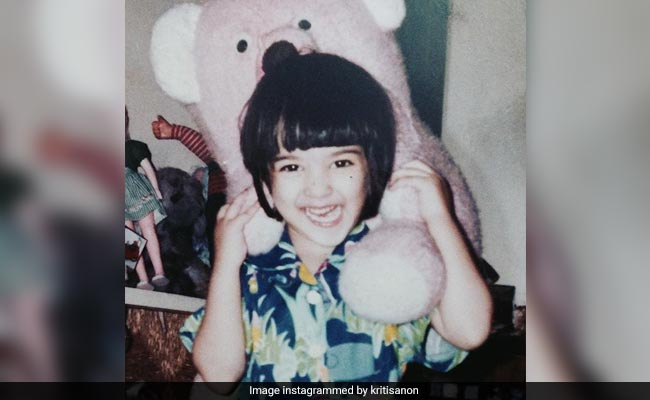 Kriti Sanon, Why So Cute? See Flashback Friday Pic