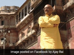 Elections 2019: Ajay Rai, The Congress's Man For Varanasi Against PM Modi