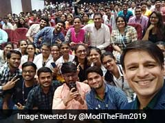 """May Contest In 2024"": At PM Modi Film Event, Vivek Oberoi's Plot Twist"