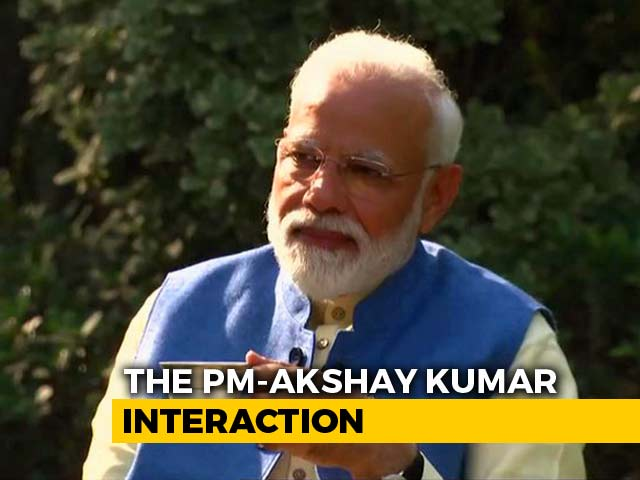 Video : Castor Oil To Warm Water, PM Modi's Ayurvedic Secrets For Good Health