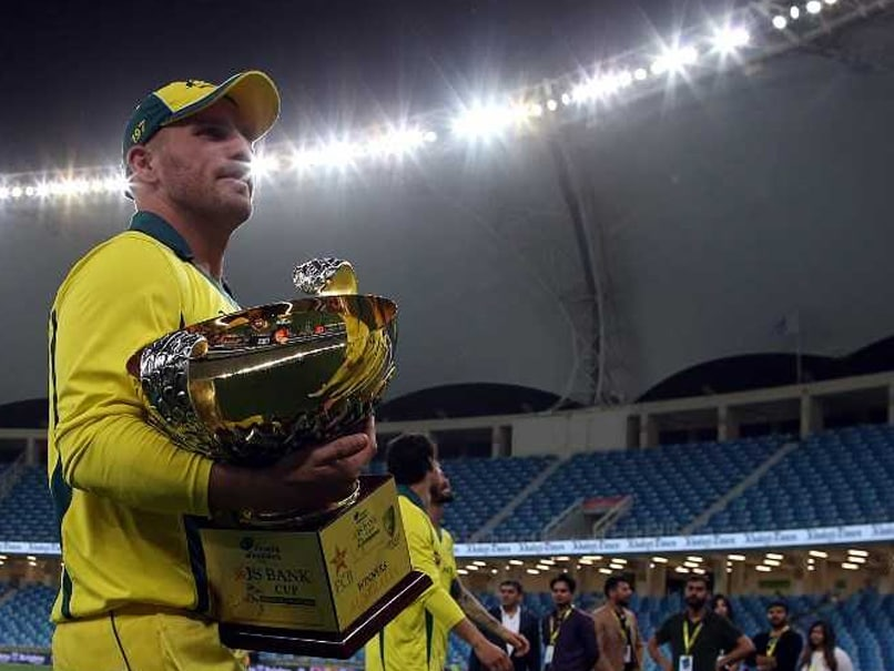 Aaron Finch Sounds World Cup 2019 Warning As Australia Confidence Rockets