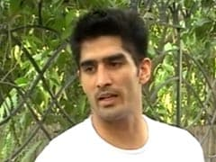 "Coronavirus: ""I Am Hopeful Things Will Improve"" Says Boxer Vijender Singh On Fight Against COVID-19"