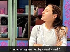Sara Ali Khan Shares A Post Card-Worthy Pic From Her New York Vacation