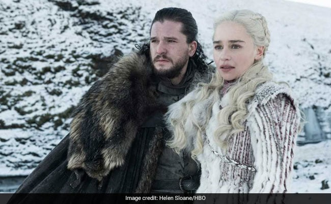 'Game of Thrones' Star Explains That Final Scene With Jon Snow & Sam