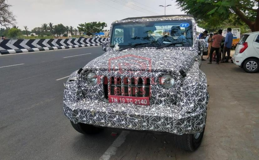 The new-gen Mahindra Thar is going through a major makeover and will come with major updates