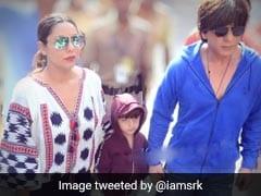 Shah Rukh Khan, Deepika Padukone, Ranveer Singh: Celebs Queue Up As Mumbai Votes