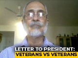 "Video : ""Emails Show Support"": Campaign Head On 3 Veterans Disowning Letter To President"