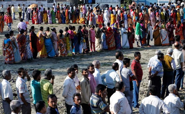Tamil Nadu Top Poll Official Recommends Re-Polling In 10 Stations