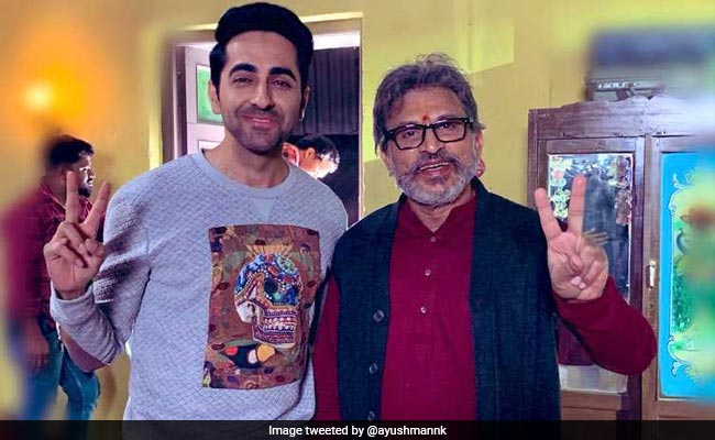 Ayushmann Khurrana To Reunite With Annu Kapoor After 7 Years