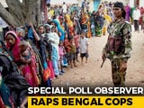 "Video : ""Bengal Is Like Bihar Of 10-15 Years Back"": State's Special Poll Observer"