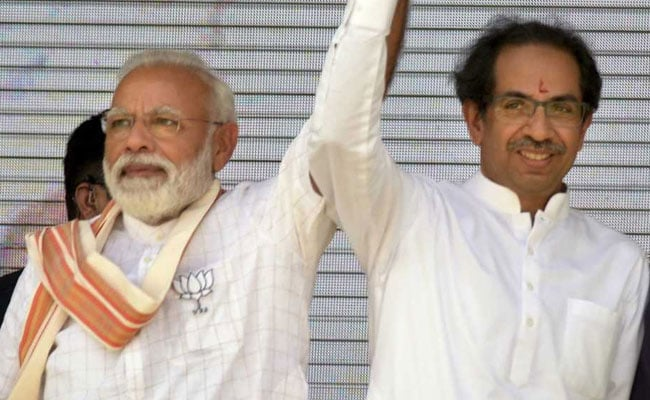 BJP Manifesto Gets '200 Out Of 100 Marks' From Ally Shiv Sena