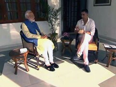 """Barack Obama Asks Me A Question Every Time We Meet"": PM To Akshay Kumar"