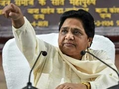 "Mayawati's Dig At BJP's ""Brand Of Politics"" After TDP Lawmakers Switch"