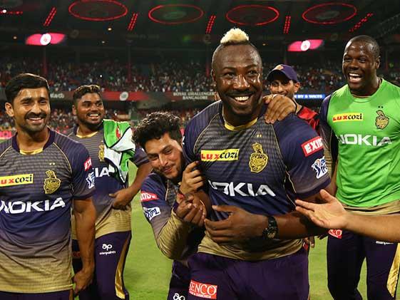 IPL 2019: शाहरुख खान ने आंद्रे रसेल को बताया