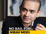 Video : Nirav Modi Denied Bail Again, Security Offer Was Doubled To 2 Million Pounds