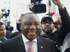 South Africa Lawmakers Re-Elect Cyril Ramaphosa As President