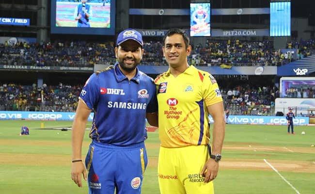 IPL 2020 Chennai Super Kings vs Mumbai Indians Head-To-Head records and where to watch live streaming