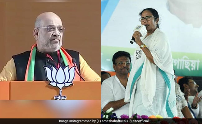 Amit Shah is not God but Mamata Banerjee is not a saint either: Shiv Sena