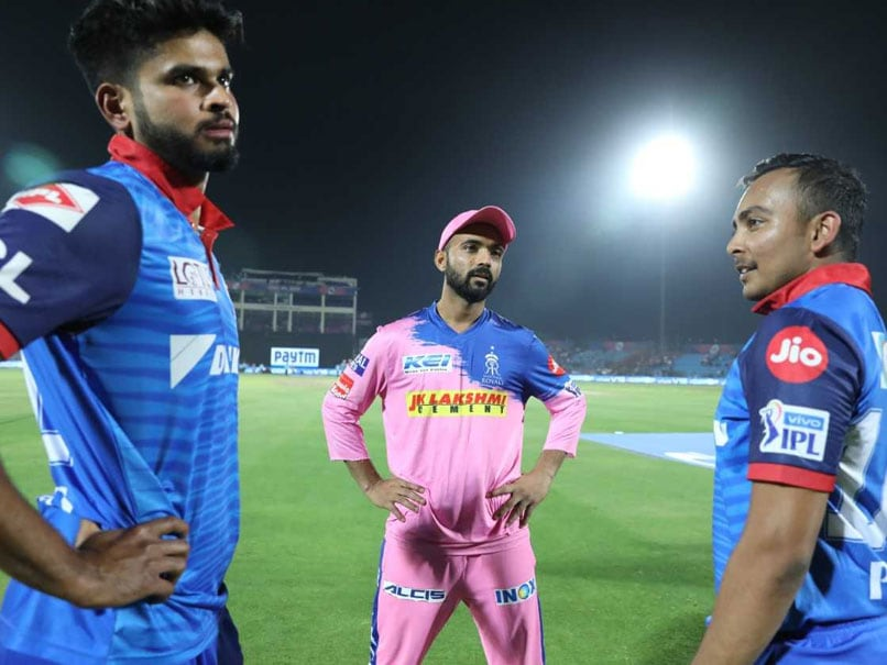 IPL 2019: Delhi Capitals Seek Top Two Finish, Rajasthan Royals Hope For Miracle