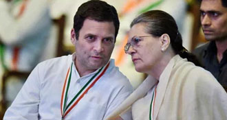 Gandhi Family Alone Can Keep Party Intact, Says Congress Leader