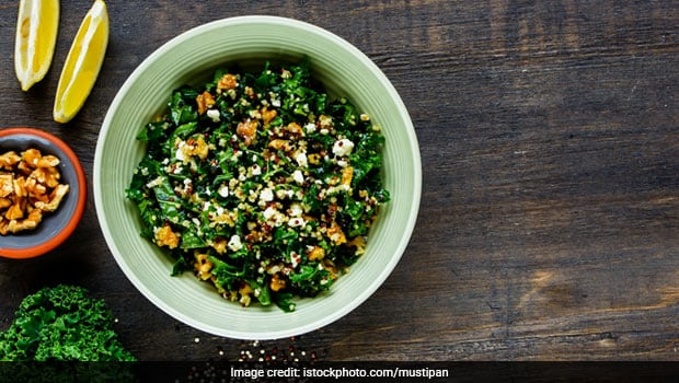 Weight Loss: Try This High-Fibre, High-Protein Salad To Lose Weight