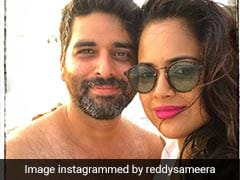 Sameera Reddy Is Setting Babymoon Goals With Her Instagram Posts