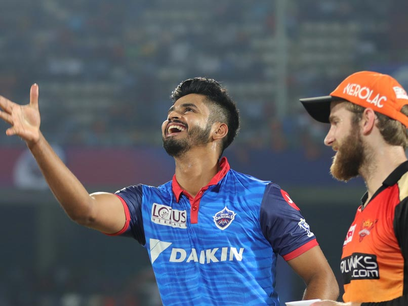IPL 2019: Delhi Capitals Skipper Shreyas Iyer Jumped To Take The Responsibility Of Toss