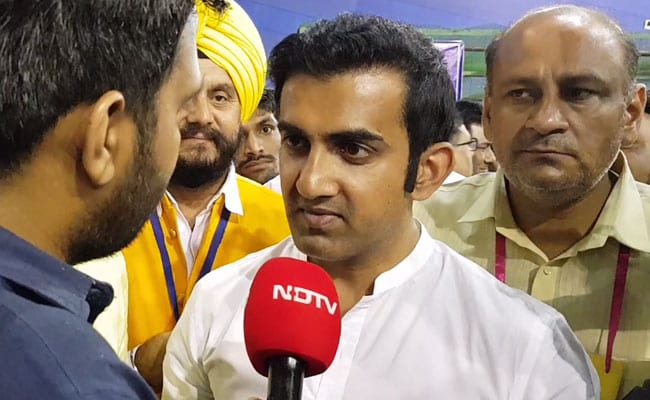 Election Results 2019: 'Lotus Will Bloom In Delhi In 8 Months,' Says Gautam Gambhir After Win