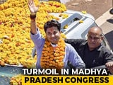 Video : After Poll Rout In Madhya Pradesh, Call To Upgrade Jyotiraditya Scindia
