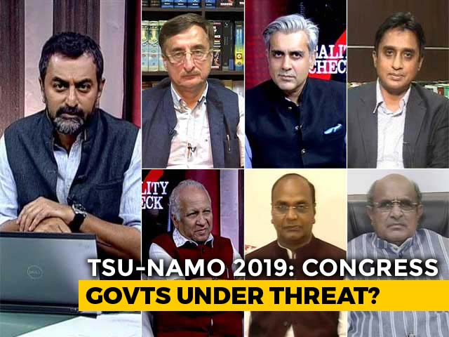 Video : 2019 Debacle: Congress On Edge?