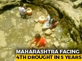 Video : Water Levels Drop To 19 Per Cent As Maharashtra Battles Drought, Again