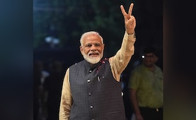 How PM Modi Led BJP's Giant Swoop Across India: 10 Points