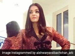 Cannes 2019: Preity Zinta Leaves A Comment On 'Girl Crush' Aishwarya Rai Bachchan's New Pic