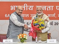 After Exit Poll Results, PM Modi, Amit Shah Prepare For NDA-2