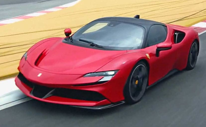 Ferrari SF90 Stradale Unveiled; The Company's First Plug-in Hybrid With 986 bhp