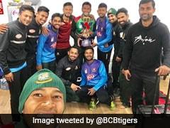 BAN vs WI, Final: वर्ल्डकप से पहले बांग्लादेश ने दिखाई ताकत, वेस्टइंडीज को हराकर त्रिकोणीय सीरीज में बना चैंपियन