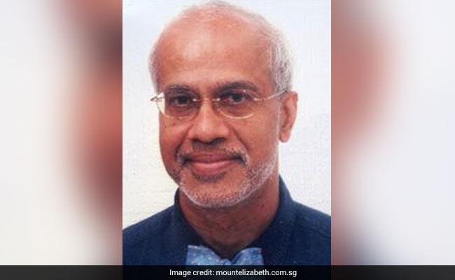 Singapore: Indian-Origin Doctor Gobinathan Devathasan Who