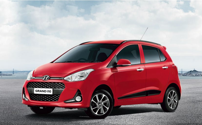 Hyundai Grand i10 Magna Trim Gets A CNG Option; Priced At ₹ 6.39 Lakh